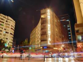 Hotel Aparta Suite Continental Bogotá, hotel en Bogotá