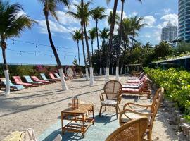 Seacoast by Miami Ambassadors, apart-hotel em Miami Beach