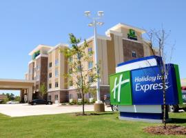 Holiday Inn Express Covington-Madisonville, an IHG Hotel, hotel in Covington