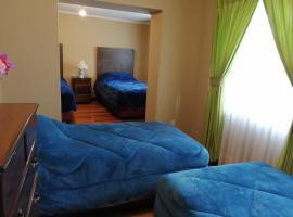 Hotel Boutique SAHIRA, hotel in La Paz