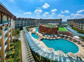 Marriott Jeju Shinhwa World Hotel, отель в Согвипхо