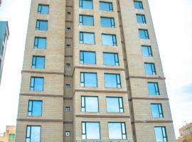 فندق تايمز سكوير سويت ، مكان عطلات للإيجار في الكويت