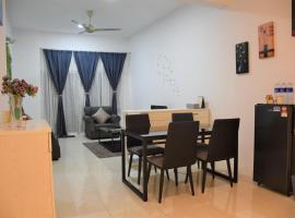 Rayyan's Place 3-Bedroom Seaview Apartment, apartment in Kuah