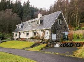 Glenfinglas Dam Cottage, hotel in Callander