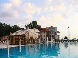 Belogorye Hotel, hotel in Belgorod