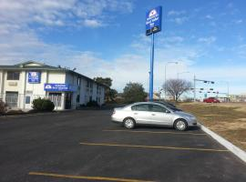 Americas Best Value Inn - Lincoln Airport, hotel near Lincoln Airport - LNK,