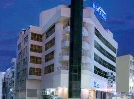 Central Beacon Hotel, hotel in Surat