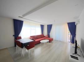 Platinum Aqua Apartments, отель в Каргычаке