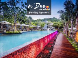 Unixx Your Oasis in Pattaya by N'Dee, hotel in Pattaya South