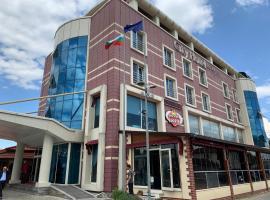 City Hotel Plovdiv, hotel in Plovdiv
