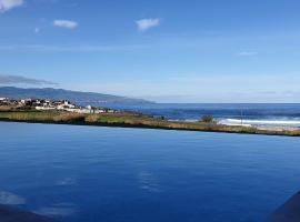 Hotel Verde Mar & SPA, hotel na Ribeira Grande