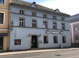 Gasthof Bräustübl, hotel in Selb