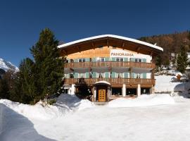 Pension Panorama, hotel in Solda
