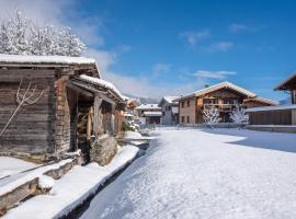 Chalet's DAS DORF, hotel in Wald im Pinzgau