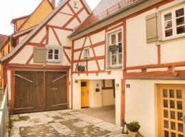 RefuKium Altstadtscheune, hotel in Weißenburg in Bayern