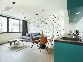 Yays Issy Concierged Boutique Apartments, hotel near Mairie d'Issy Metro Station, Issy-les-Moulineaux