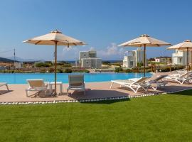 Sun and Moon Villas, hotel near Agiassos Beach, Aliko Beach