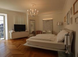 Wosching Haus Roemer Living, apartment in Merano