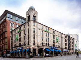 Holiday Inn - Glasgow - City Ctr Theatreland, an IHG hotel, отель в Глазго