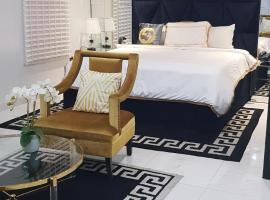 Executive Home, отель в Лагосе