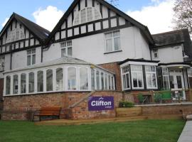 Clifton Lodge Hotel, hotel in High Wycombe