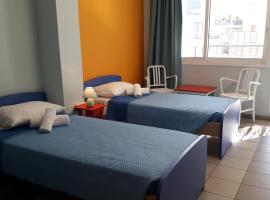 Welcommon Hostel, hostel in Athens
