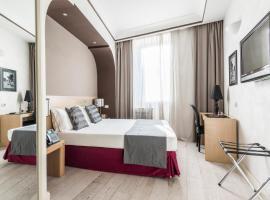 Hotel Pincio, מלון ליד פיאצה ונציה, רומא