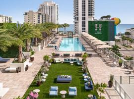 Hyde Beach House, Ferienunterkunft in Hollywood