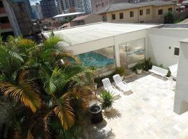 Hotel Balneário, hotel perto de Cristo Redentor de Poços de Caldas, Poços de Caldas