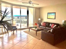 Beth's Best Kept SEA-Krete at the Caribe Resort, apartment in Orange Beach