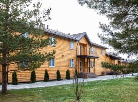 База Отдыха На Чеснаве, hotel in Breytovo
