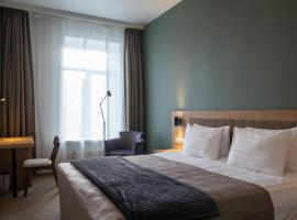 Gesten Hotel, hotel near Saint Basil's Cathedral, Moscow
