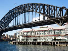 Pier One Sydney Harbour, Autograph Collection, hotel in Sydney