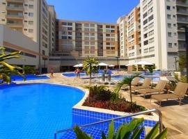 Park Veredas Resort, hotel em Rio Quente