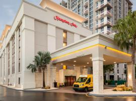 Hampton Inn Miami/Dadeland, hotel near University of Miami, South Miami