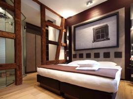 Hotel und Weinhaus Zum Krug, hotel in Eltville