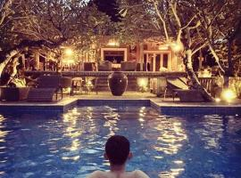 UMAH D'KALI private villa for 2 to 12 guests, hotel with pools in Yogyakarta