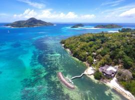 Cerf Island Resort, hotel in Cerf Island