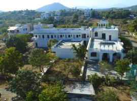 Manhar Vilas Holiday Home, accessible hotel in Udaipur