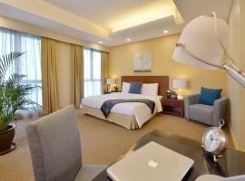 Somerset Al Fateh Bahrain, hotel near Dolphin Resort, Manama