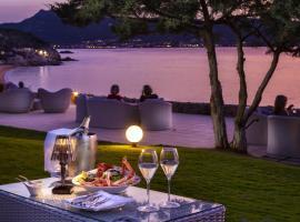 Hotel La Rocca Resort & Spa, hotell i Baja Sardinia