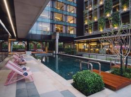 KLoe Hotel,吉隆坡升禧藝廊附近的飯店