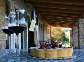 Casale Dionisia, self catering accommodation in Castellabate