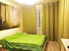Apartment Hanaka Federativniy 43, hotel in Moscow