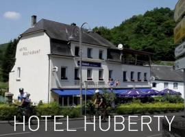 Hotel Huberty Kautenbach, hotel in Kautenbach