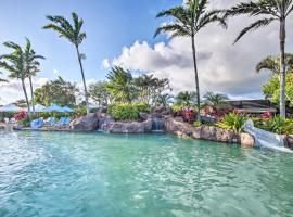 Kiahuna Resort Premier Condo - Walk to Beach!, hotel in Koloa