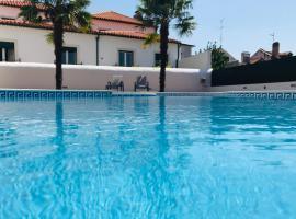 O Paço - exclusive accommodation, hotel en Tomar