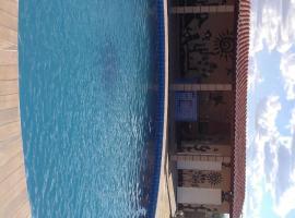 Espaço Encanto do Sertão, hotel in Piranhas