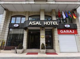 Asal Hotel, отель рядом с аэропортом Международный аэропорт Анкара Эсенбога - ESB в Анкаре