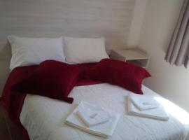 Hotel Vison, hotel in Jarinu